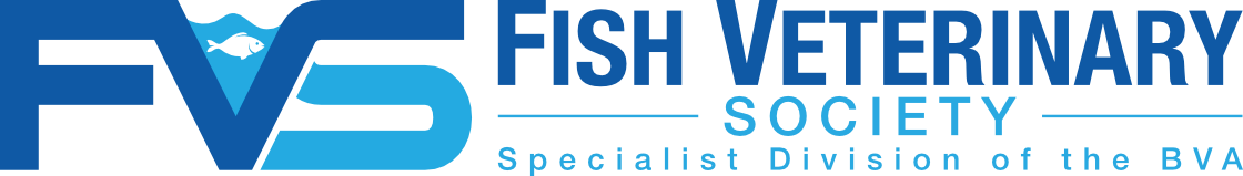 Fish Vet Society Retina Logo